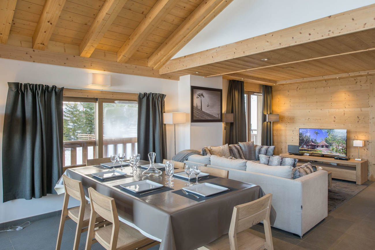 Luxury Catered Chalets Abigail