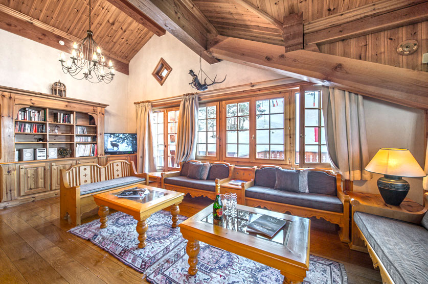 best ski chalets Courchevel