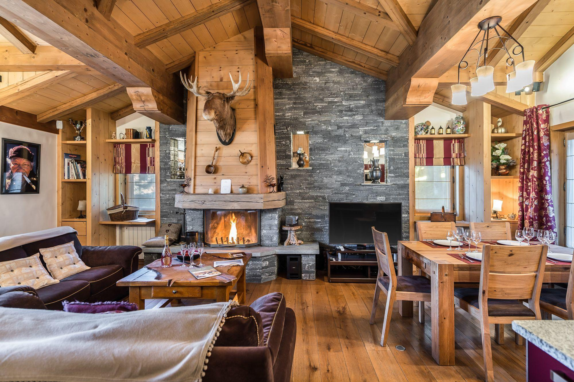 rent chalet by the week Amada