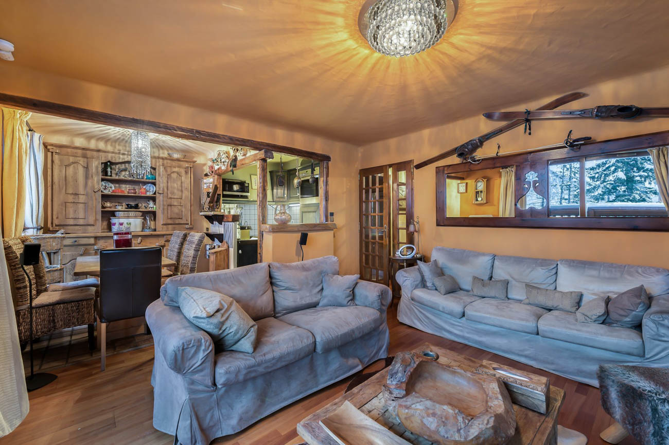renting vacation villas Courchevel