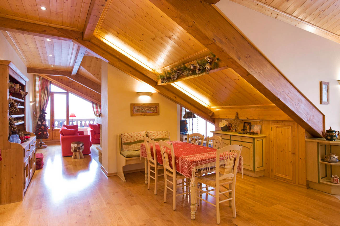 ski resort Courchevel