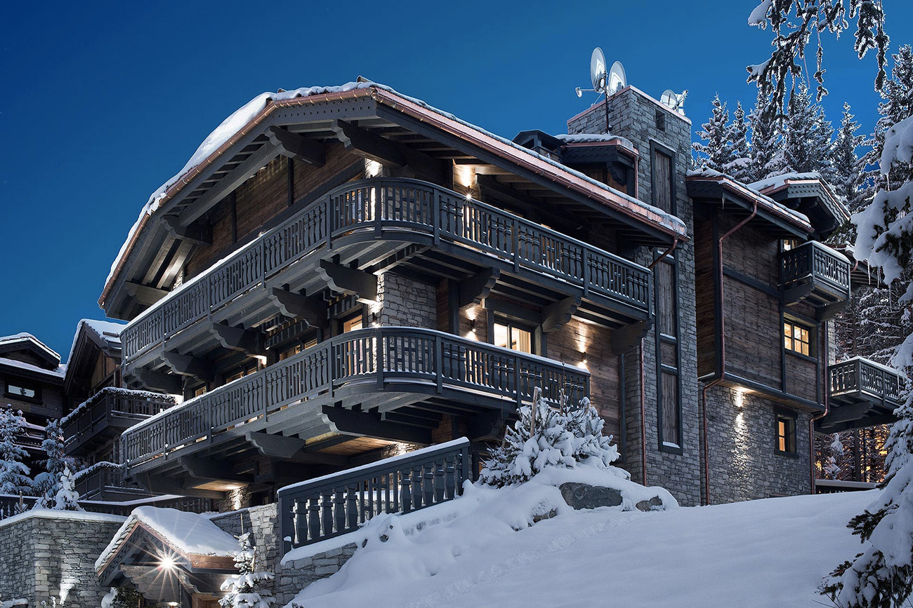 best ski chalets Ski Chalet edel