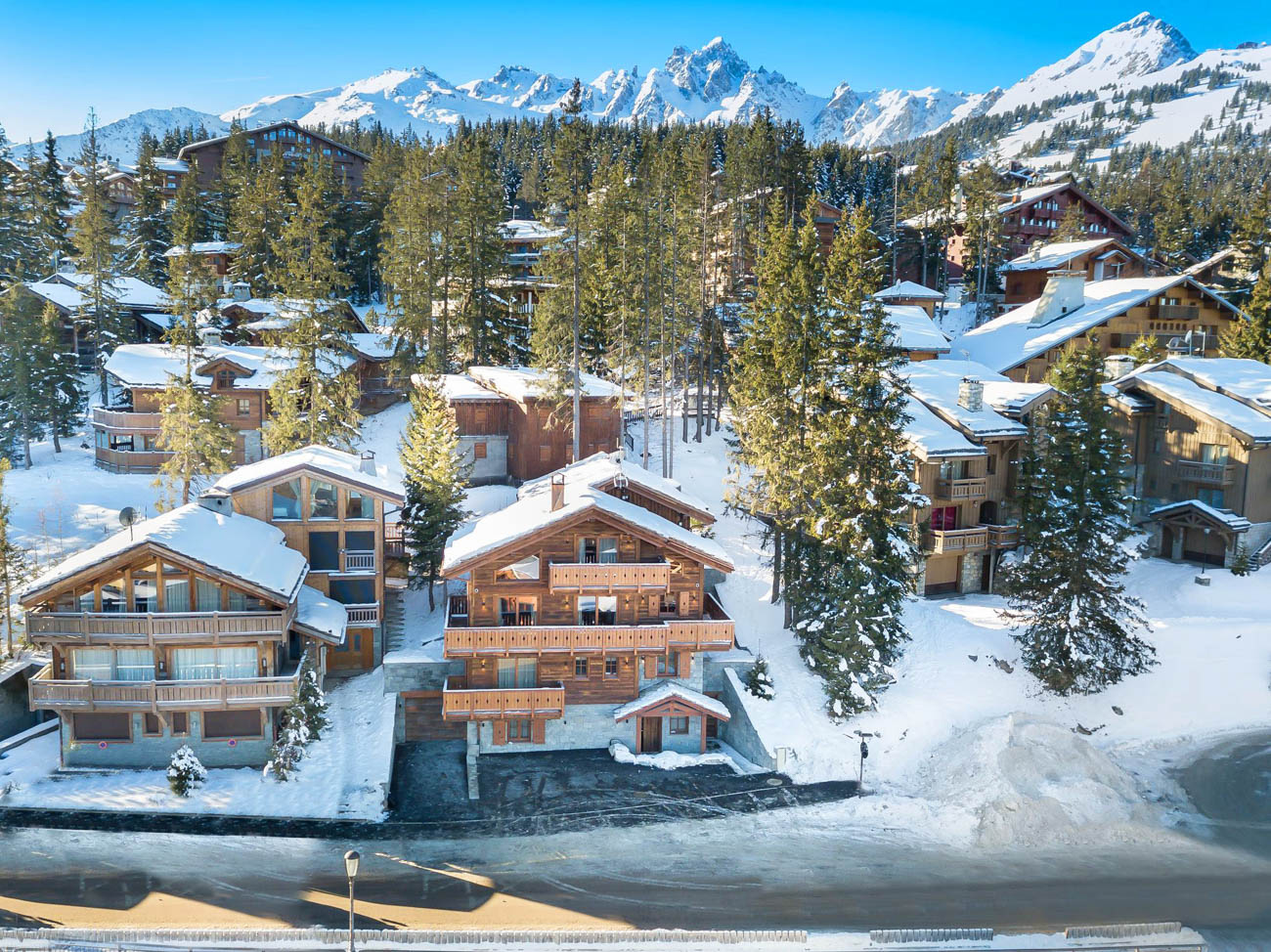 rent chalet by the week Elixy