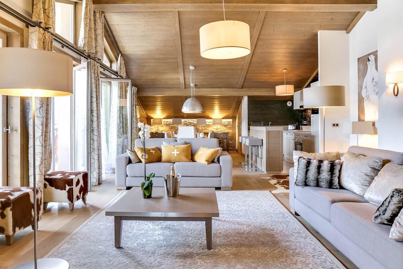 vacation villas Courchevel