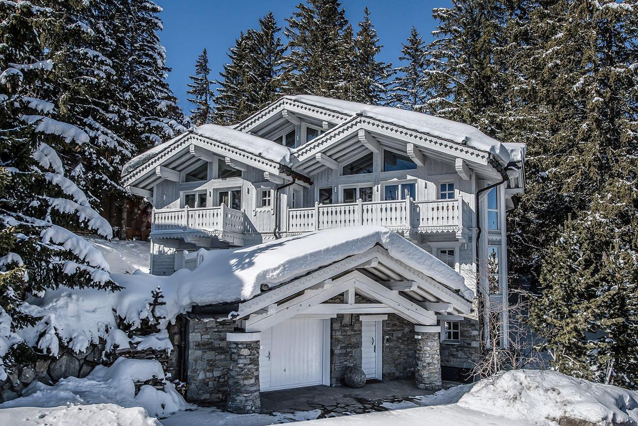 Luxury Ski Chalet Hite