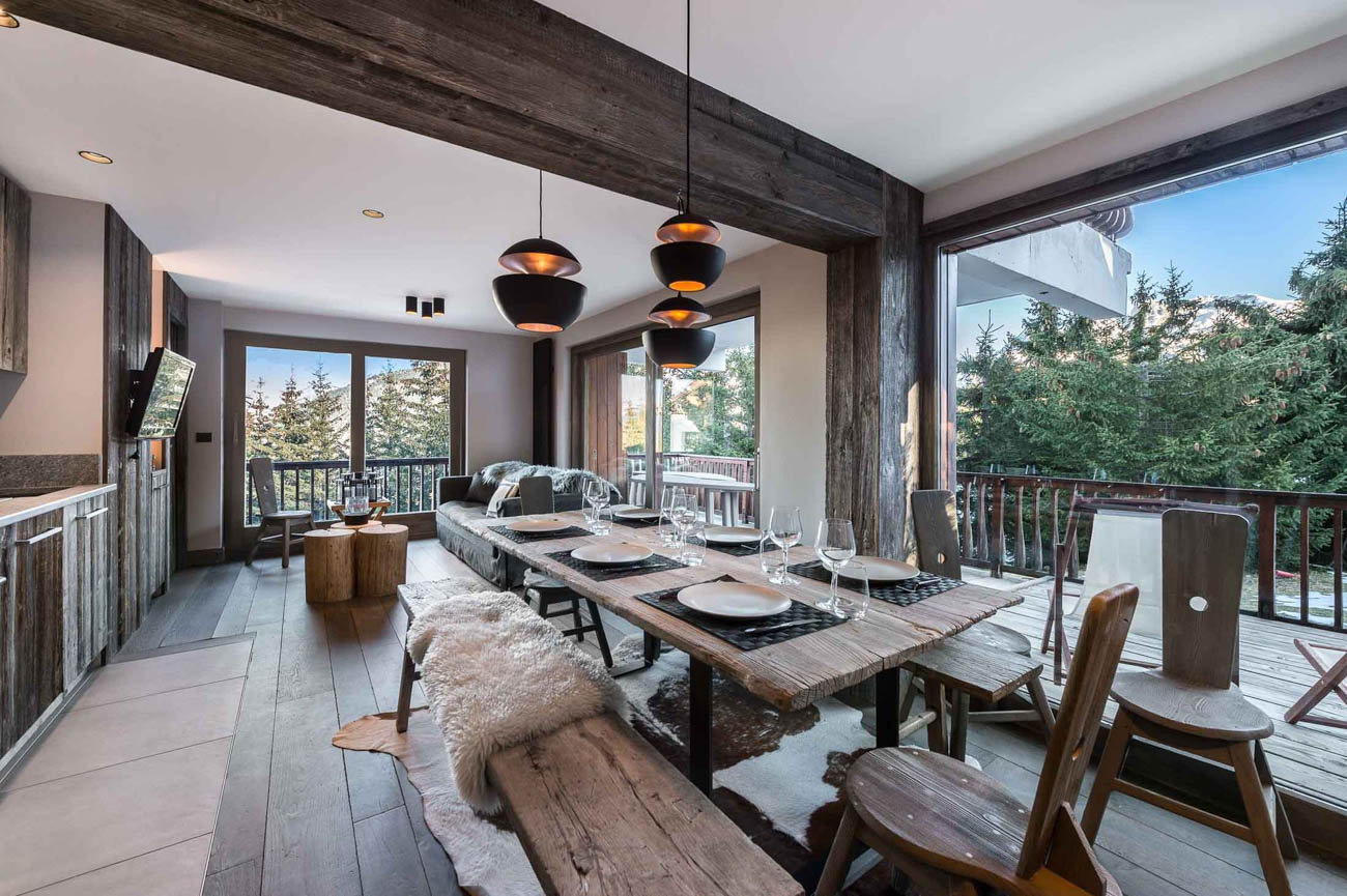 rent chalet by the week Horis