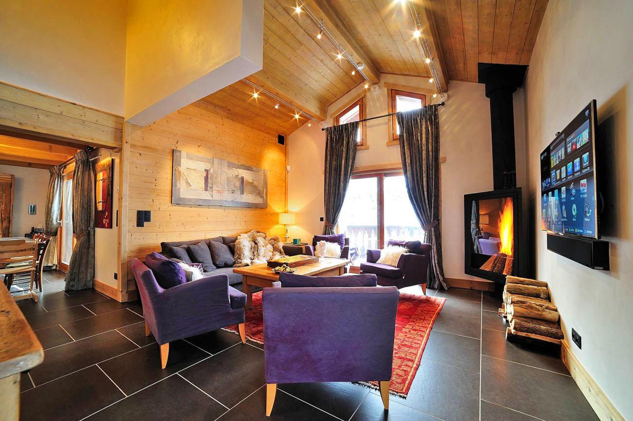 villa for rent Courchevel
