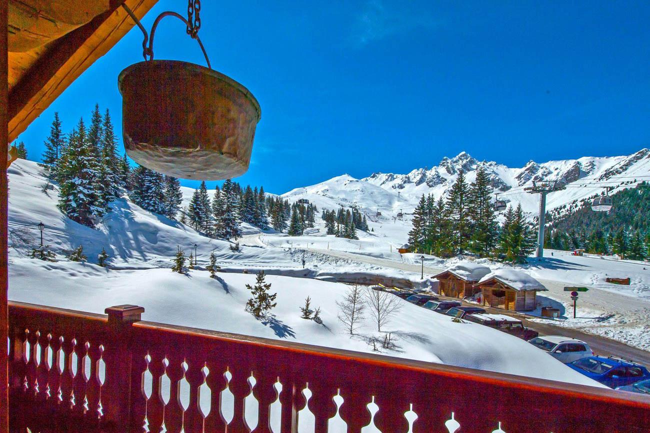 ski holiday Courchevel
