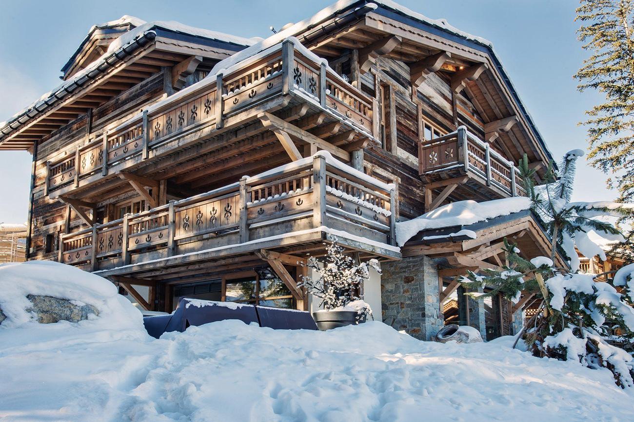 ski holiday Marie