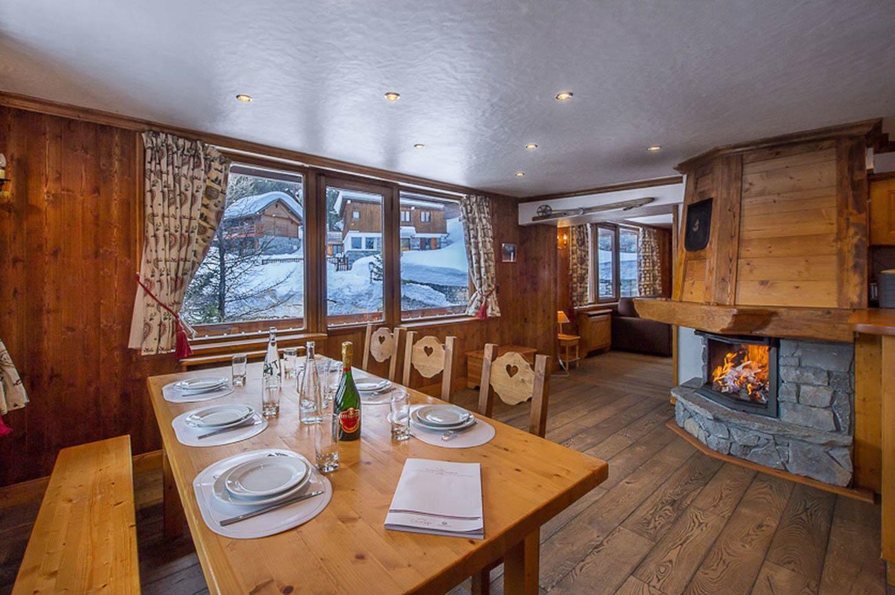 Luxury Ski Chalet Courchevel