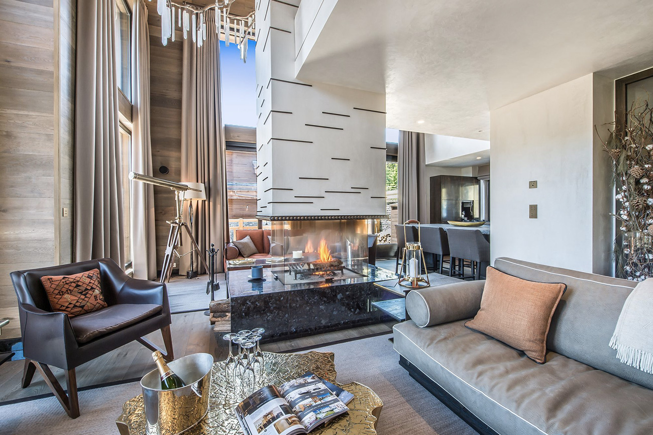 Luxury Catered Chalets Courchevel