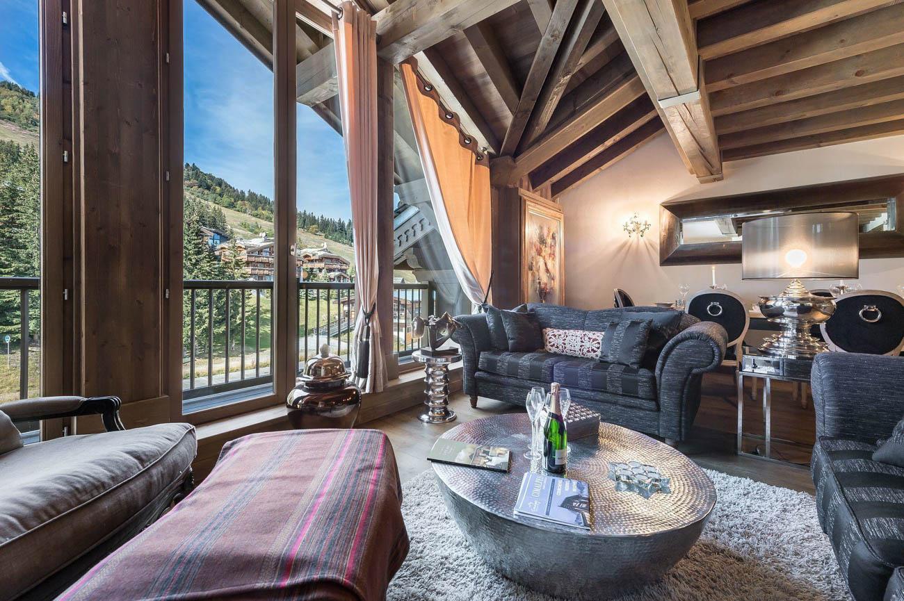vacation rental Courchevel