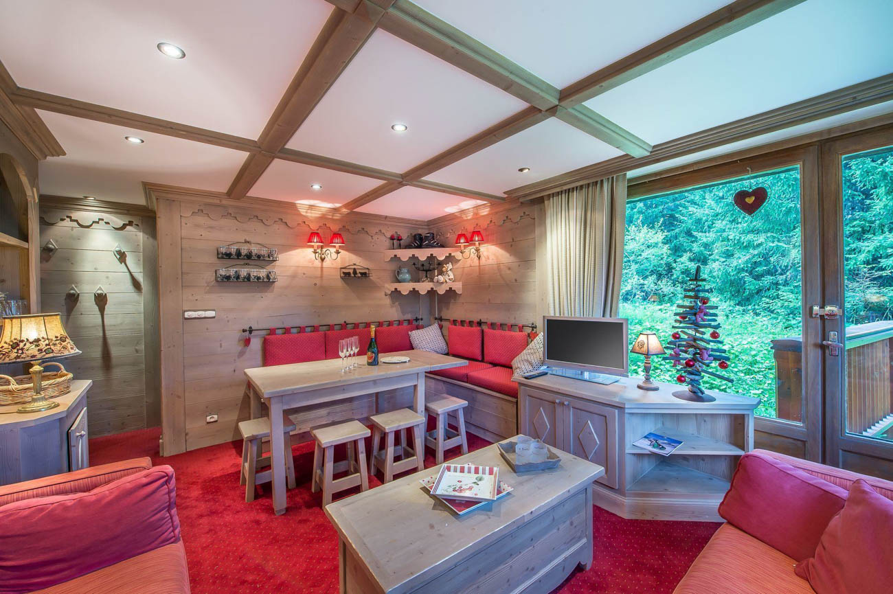 holiday villa Courchevel