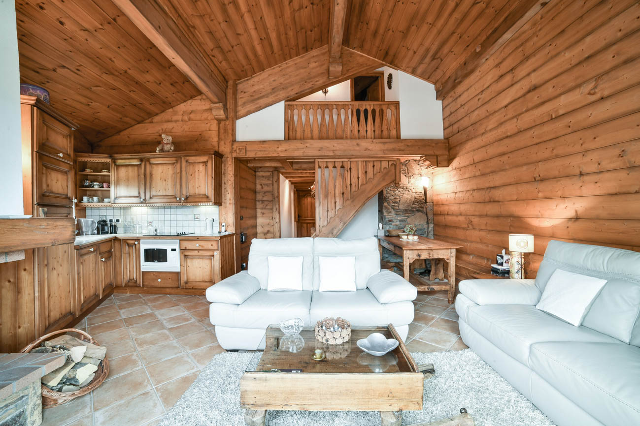 luxury ski chalets Courchevel