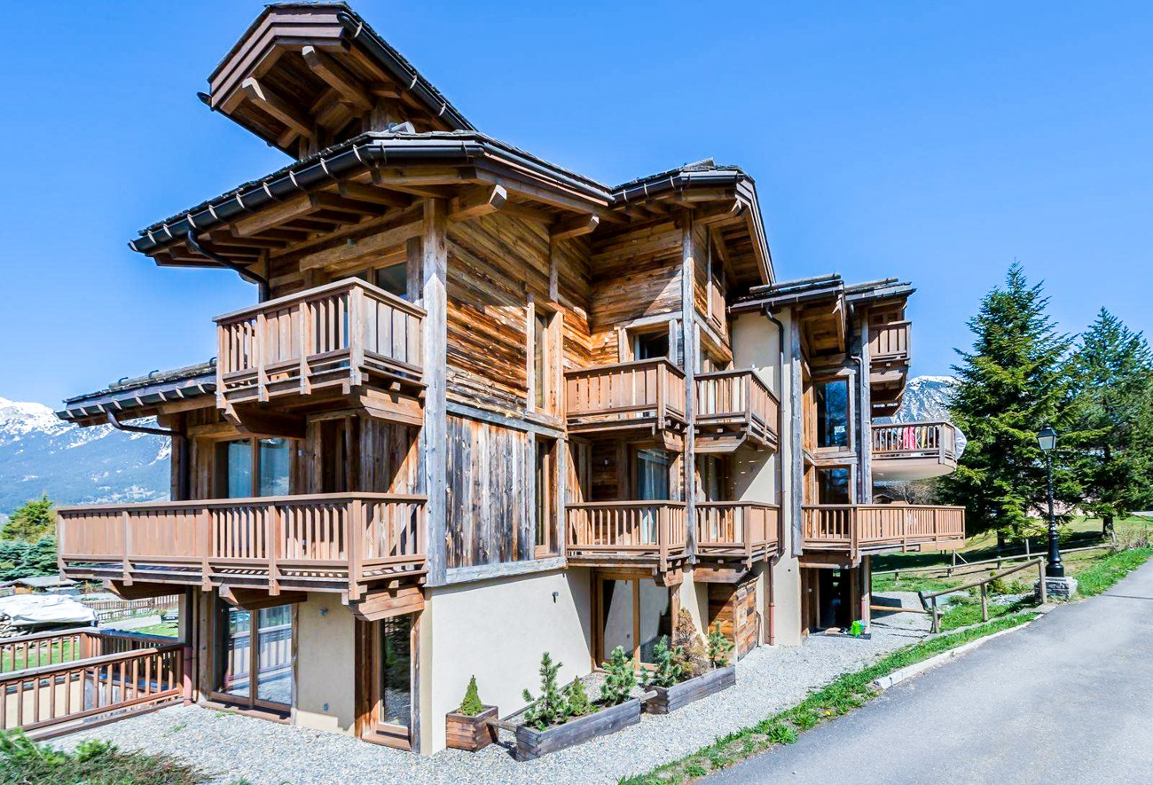 Luxury Catered Ski Chalet Courchevel