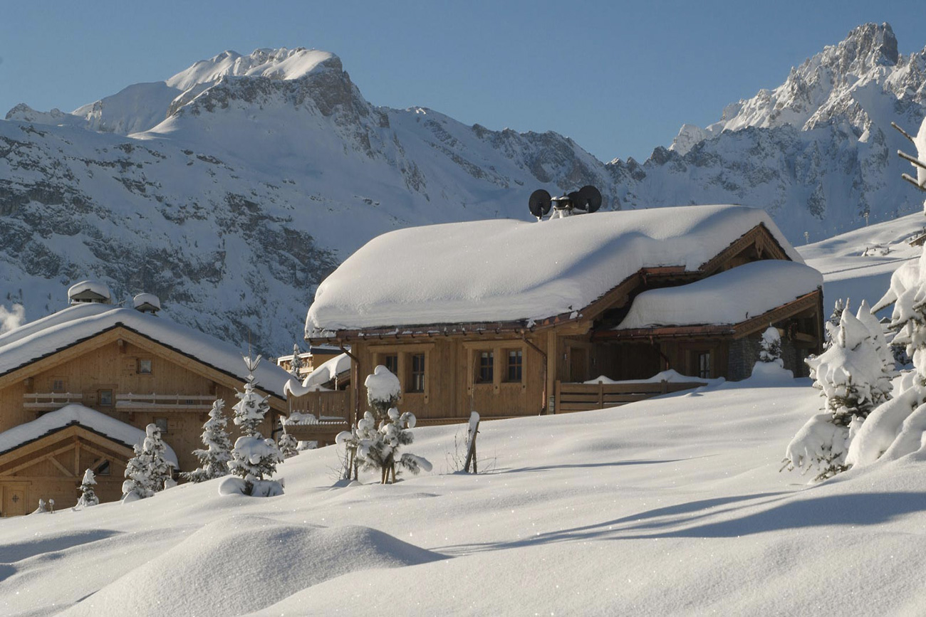holiday rental Ski Chalet Raze