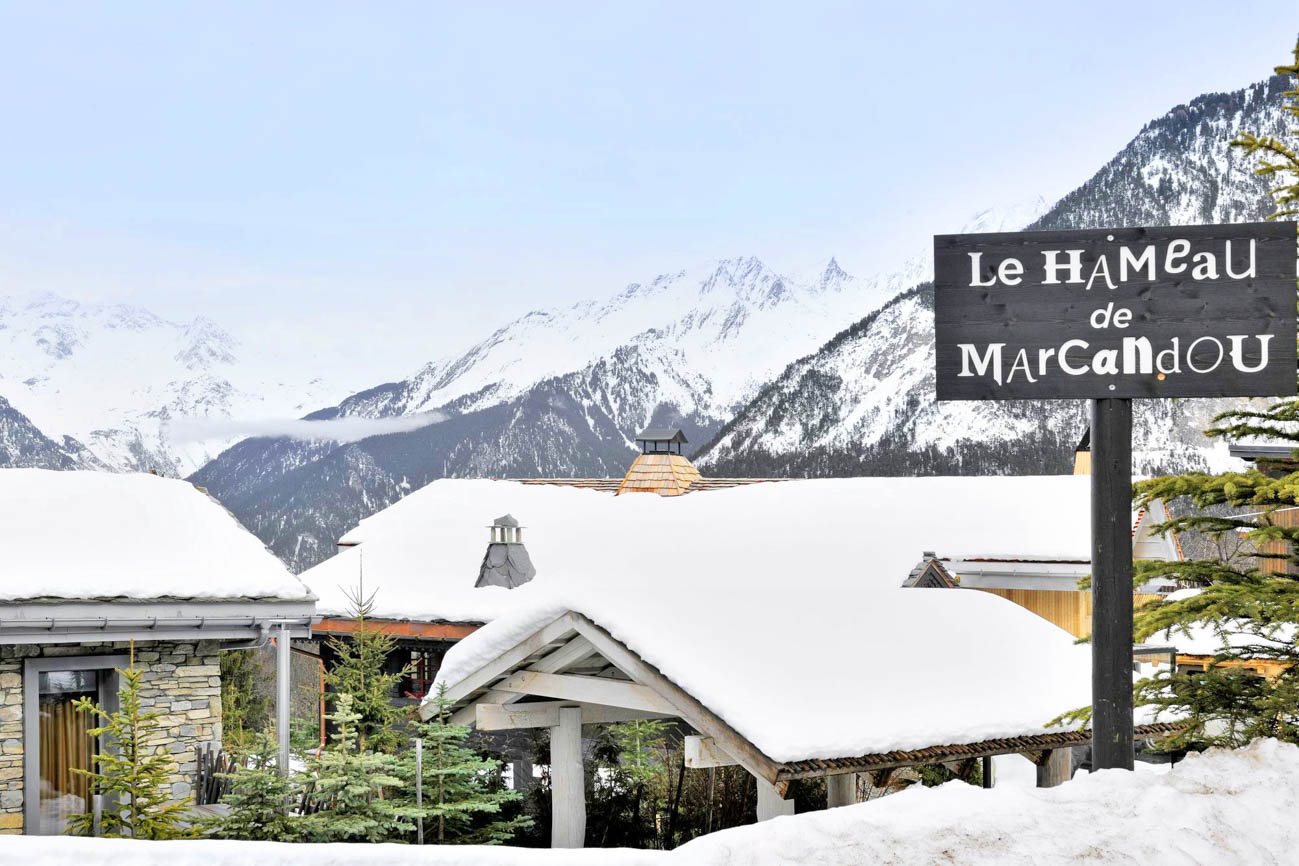 French Alps Courchevel