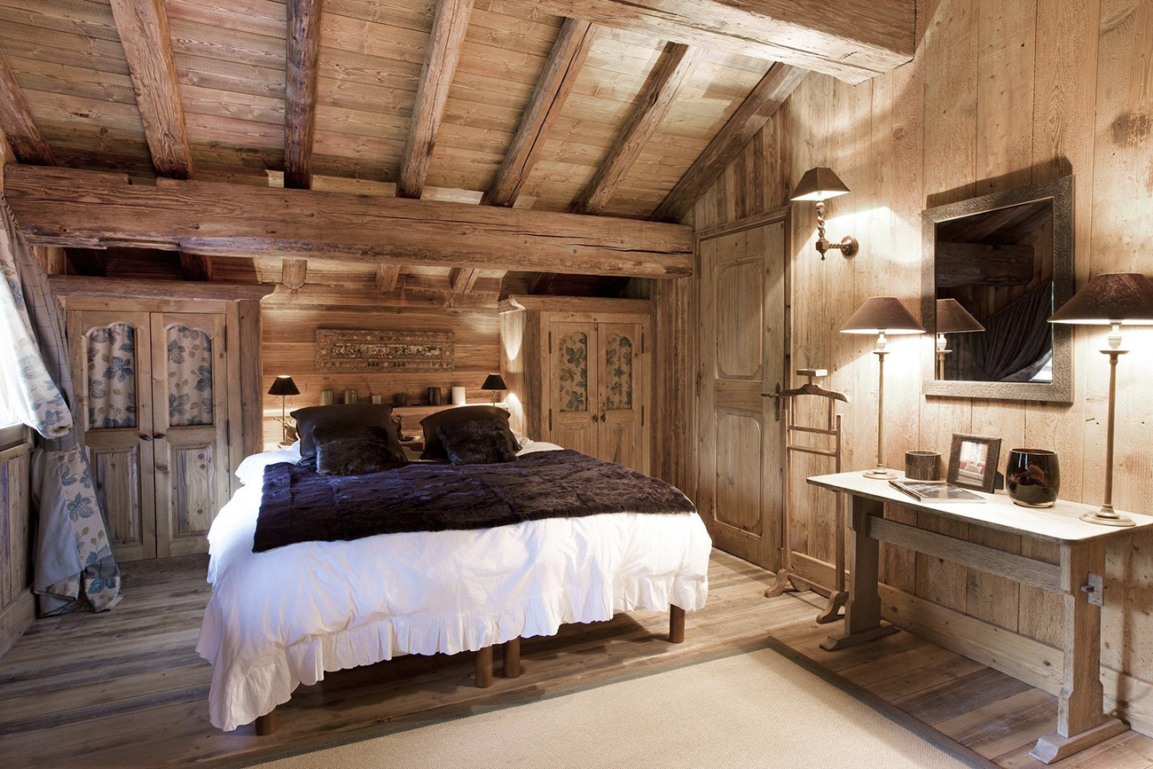 ski resort of Courchevel Somme