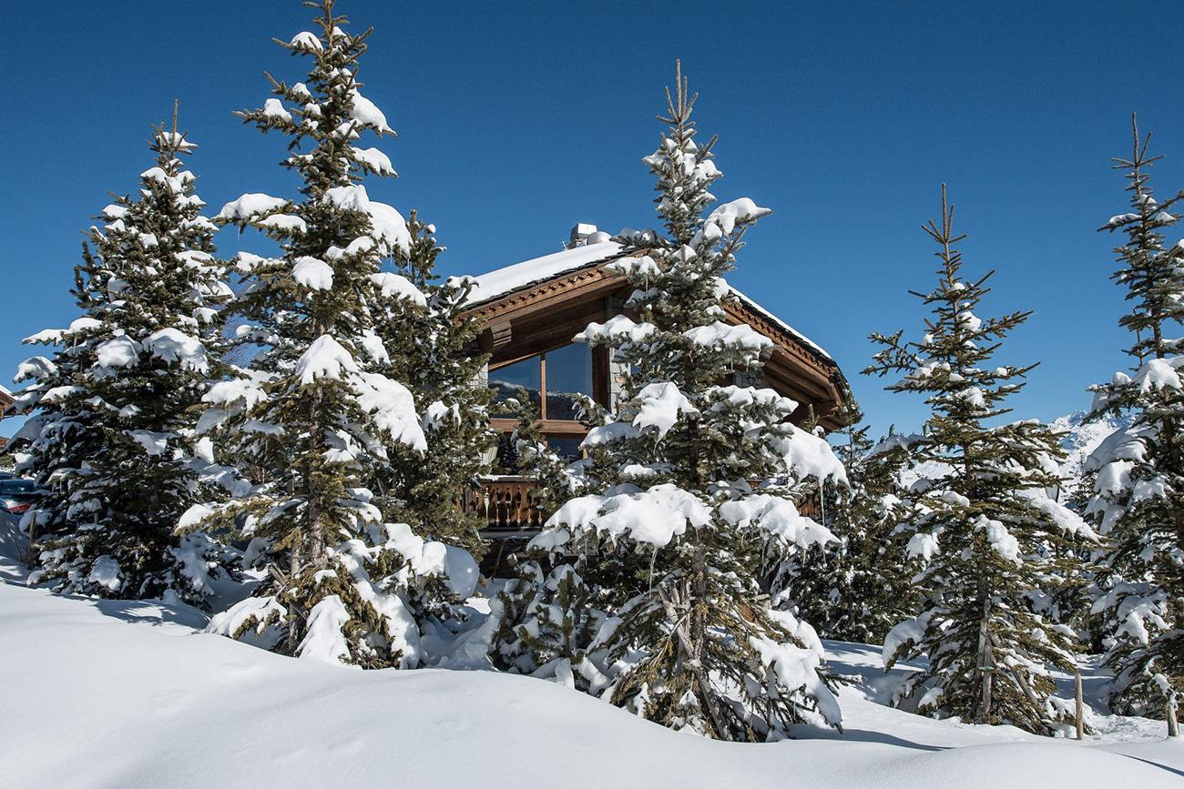 holiday villa Courchevel